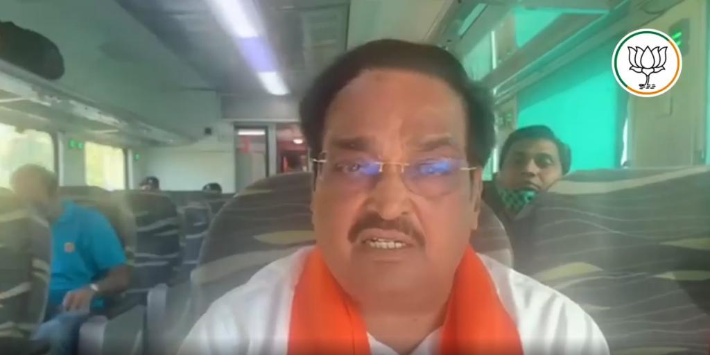 માન. મુખ્યમંત્રી શ્રી વિજયભાઈ રૂપાણી તેમજ નાયબ મુખ્યમંત્રી અને નાણામંત્રી શ્રી નીતીનભાઇ પટેલ દ્વારા રજૂ કરવામાં આવેલ ગુજરાતના ઈતિહાસના સૌથી મોટા 2.27 લાખ કરોડના બજેટને આવકારતા પ્રદેશ અધ્યક્ષ શ્રી સી.આર.પાટીલજી.